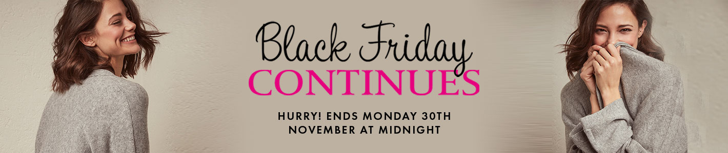 Black Friday Exclusive Vouchers