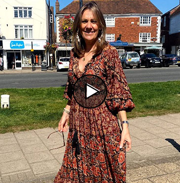 Elizabeth Rose Helen From Home Video 3