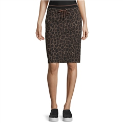 Betty Barclay Animal Print Pencil Skirt