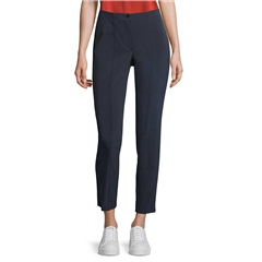 Betty Barclay Straight Leg Classic Trousers - Dark Sky