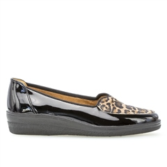 Gabor Animal Print Detail Shoes