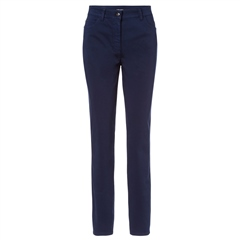 Olsen 'Mona' Slim Fit Jeans - Navy