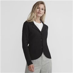 Holebrook 'Pernilla' 100% Cotton Jacket - Black