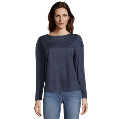 Betty Barclay Round Neck Brushed Top