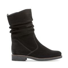 Gabor Suede Slouch Boots
