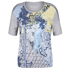 Rabe Sequin Detail Print T-Shirt