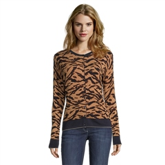 Betty Barclay Animal Print Cardigan