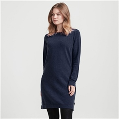 Holebrook 'Adrienne' Wool Blend Jumper Dress - Navy