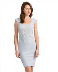 Joseph Ribkoff Embellished Dress