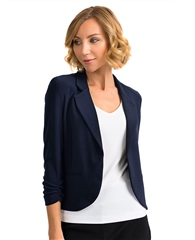 Joseph Ribkoff Pocket Detail Bolero - Midnight
