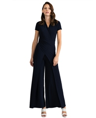 Joseph Ribkoff Cross Over Jumpsuit