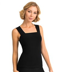 Joseph Ribkoff Essentials Square Neck Camisole - Black