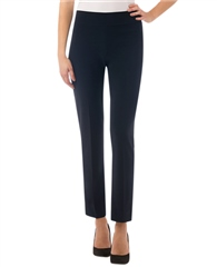 Joseph Ribkoff Pull On Basic Trousers - Navy