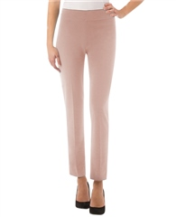 Joseph Ribkoff Pull On Basic Trousers - Rose