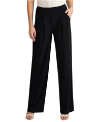 Joseph Ribkoff Pull On Wide Leg Trousers