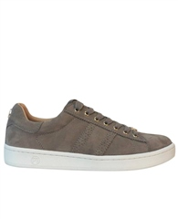 Philip Hog 'Serena' Lace Up Suede Trainers