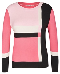 Rabe Colour Block Jumper