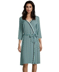 Betty Barclay Geometric Print Wrap Dress