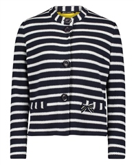 Betty Barclay Striped Knit Jacket