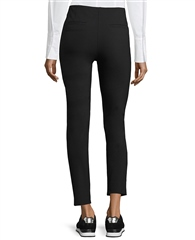 Betty Barclay Slim Fit Cropped Trousers - Black