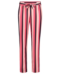 Betty Barclay Striped Pull-On Trousers