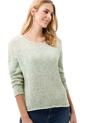 Brax 'Liz' Gradual Colour Cotton Jumper