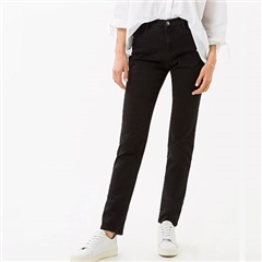 Brax 'Mary' Regular Fit Jeans - Clean Black