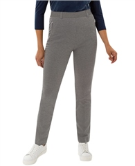 Raphaela by Brax 'Lillyth' Trousers - Grey