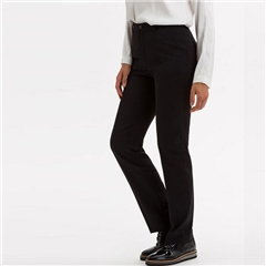 Raphaela by Brax 'Silvia' Classic Trousers - Black