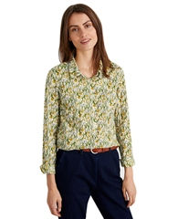 Seasalt 'The Larissa Shirt' Floral Print Cotton Shirt