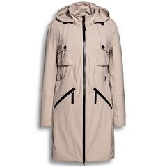 Creenstone 'Rosemary' Waterproof Hooded Coat
