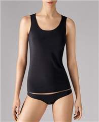 Wolford Pure Top - Black
