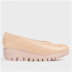 Wonders 'Extra Light' Wedged Loafers