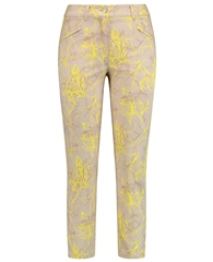 Gerry Weber 'Best 4 Me' 7/8th Printed Trousers