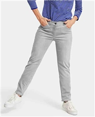 Gerry Weber 'Best4Me' Regular Fit Jeans - Grey Denim