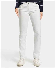 Gerry Weber 'Best4Me' Slim Fit Jeans - White