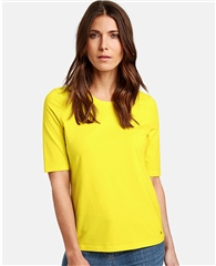 Gerry Weber Organic Cotton T-Shirt - Citrus