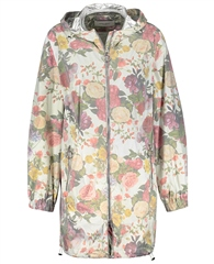 Gerry Weber Lightweight Rose Print Coat