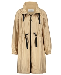 Gerry Weber Water Repellent Contrast Ties Coat