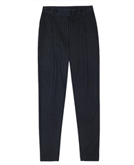 MaxMara Weekend Pinstripe Cropped Trousers