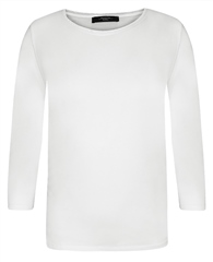 MaxMara Weekend Cotton Sleeve Top