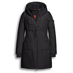 Creenstone Hooded Long Coat