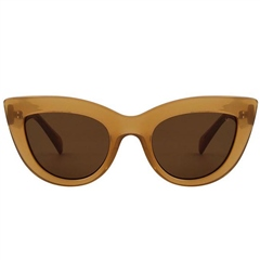 AKjaerbede 'Stella' Sunglasses - Light Brown