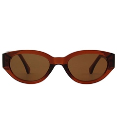 AKjaerbede 'Winnie' Sunglasses - Brown