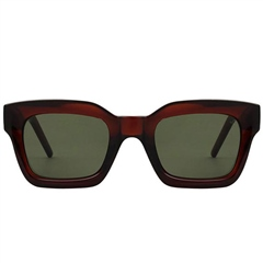 AKjaerbede 'Gigi' Sunglasses - Brown