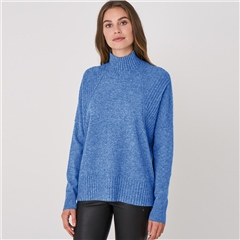 Repeat 100% Cashmere Button Back Jumper