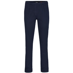 Robell 'Marie' 78cm Pull On Jeans - Navy