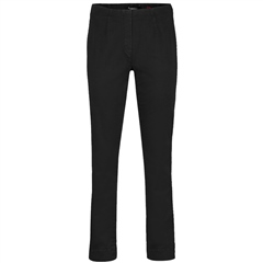 Robell 'Marie' 78cm Pull On Jeans - Black
