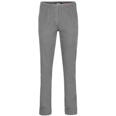 Robell 'Marie' 78cm Pull On Jeans - Grey