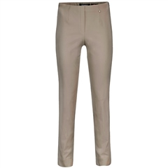 Robell 'Marie' 78cm Fleece Lined Trousers - Camel